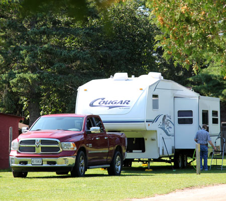 RV's Camping