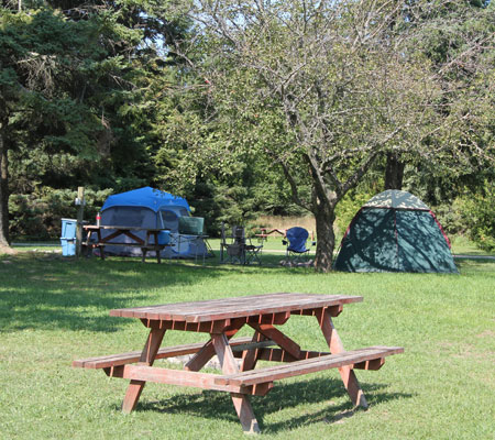 Tent & Group Camping